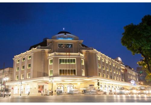 Dự án trung tâm thương mại Tràng Tiền Plaza