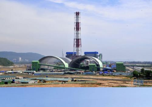Dự án nhà máy nhiệt điện Nghi Sơn 1